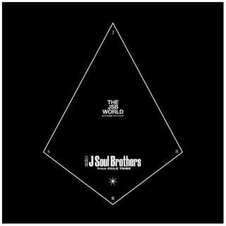 三代目 J Soul Brothers from EXILE TRIBE/THE JSB WORLD(DVD付) 【CD】