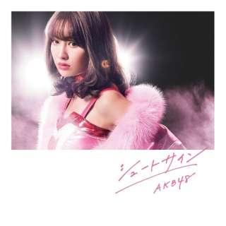 AKB48/シュートサイン Type A 通常盤 【CD】