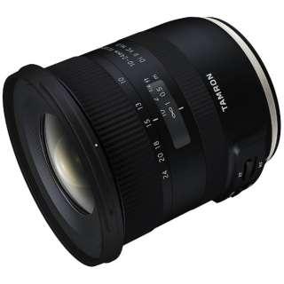 カメラレンズ 10-24mm F3.5-4.5 Di II VC HLD APS-C用 ブラック B023 [キヤノンEF /ズームレンズ]