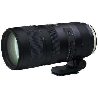 カメラレンズ SP 70-200mm F/2.8 Di VC USD G2 ブラック A025 [キヤノンEF /ズームレンズ]