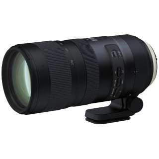 カメラレンズ SP 70-200mm F/2.8 Di VC USD G2 ブラック A025 [ニコンF /ズームレンズ]