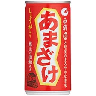 白鶴 しょうが入り甘酒 (190ml/30本)【甘酒】