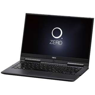 LAVIE Hybrid ZERO ノートパソコン メテオグレー PC-HZ350GAB [13.3型 /intel Core i3 /SSD:128GB /メモリ:4GB /2017年2月モデル]