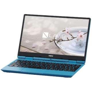 PC-NM350GAL ノートパソコン LAVIE Note Mobile アクアブルー [11.6型 /intel Core m3 /SSD:128GB /メモリ:4GB /2017年3月モデル]