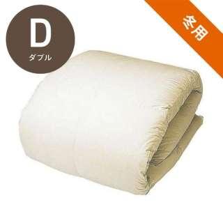 本掛け羽毛布団 FH2080 [ダブル(190×210cm) /冬用 /ホワイトダックダウン85% /日本製]