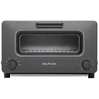 オーブントースター 「BALMUDA The Toaster」(1300W) K01E-KG Black×Gold
