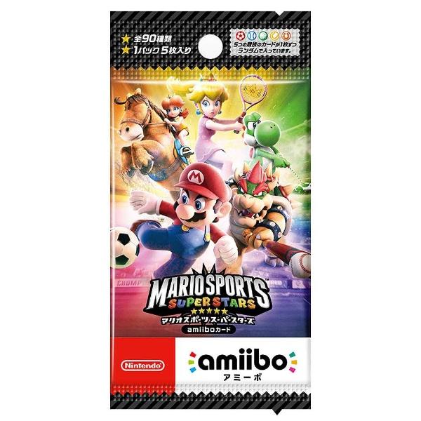 マリオスポーツ スーパースターズ amiiboカード NVL-E-MD5A
