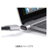 1.8m[USB-C ⇔ USB-C]ケーブル 充電 ブラック GC42251
