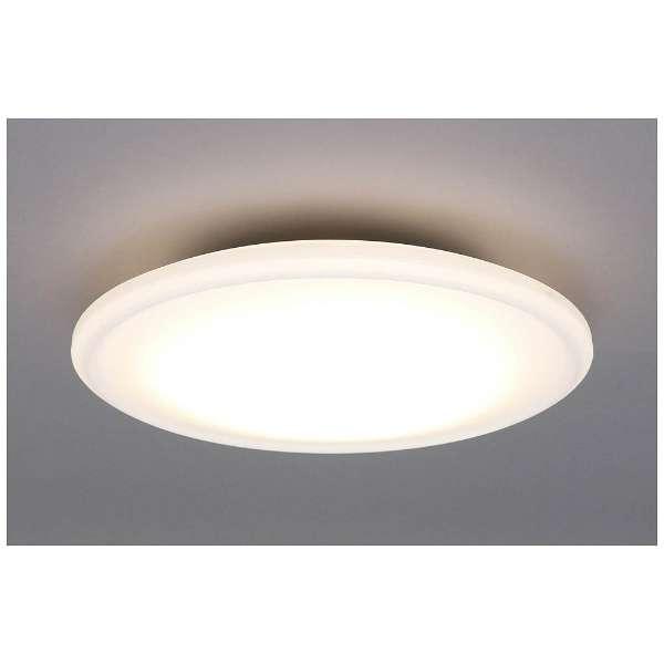CL12DL-FEIII LEDシーリングライト ECOHiLUX(エコハイルクス) ホワイト [12畳 /昼光色~電球色 /リモコン付き]
