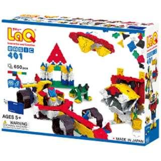 LaQ ベーシック 401