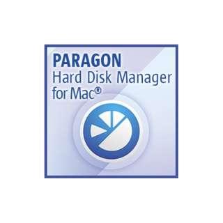 Paragon Hard Disk Manager for Mac【ダウンロード版】