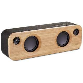 ブルートゥース スピーカー シグネチャーブラック EM-GET-TOGETHER-MINI-SB [Bluetooth対応]