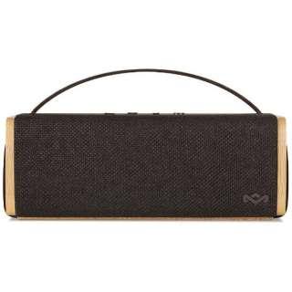 ブルートゥース スピーカー EM RIDDIM BT SB シグネチャーブラック [Bluetooth対応]