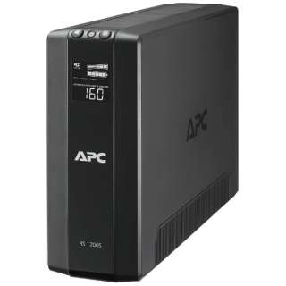 UPS無停電電源装置 APC RS 1200VA Sinewave Battery Backup 100V BR1200S-JP
