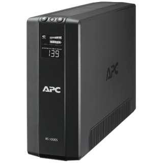 UPS無停電電源装置 APC RS 1000VA Sinewave Battery Backup 100V BR1000S-JP