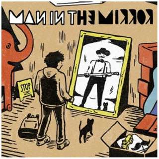 Official髭男dism/ MAN IN THE MIRROR 【CD】