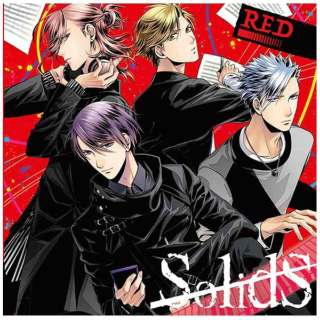SolidS/SolidS ユニットソングシリーズ COLOR [-RED-] 【CD】