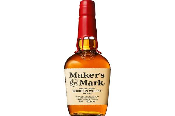 バーボンのおすすめ24選 「メーカーズマーク」(度数:45度)