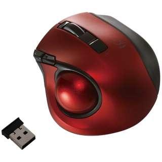 MUS-TRLF132R マウス Digio2 レッド [レーザー /5ボタン /USB /無線(ワイヤレス)]