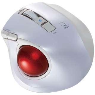 MUS-TBLF134W マウス Digio2 コンパクトモデル ホワイト [レーザー /5ボタン /Bluetooth /無線(ワイヤレス)]