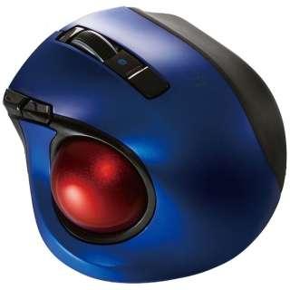 MUS-TBLF134BL マウス Digio2 コンパクトモデル ブルー [レーザー /5ボタン /Bluetooth /無線(ワイヤレス)]