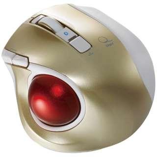 MUS-TBLF134GL マウス Digio2 コンパクトモデル ゴールド [レーザー /5ボタン /Bluetooth /無線(ワイヤレス)]