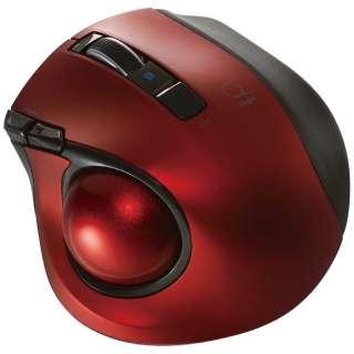 MUS-TBLF134R マウス Digio2 コンパクトモデル レッド [レーザー /5ボタン /Bluetooth /無線(ワイヤレス)]