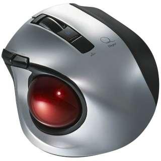 MUS-TBLF134SL マウス Digio2 コンパクトモデル シルバー [レーザー /5ボタン /Bluetooth /無線(ワイヤレス)]