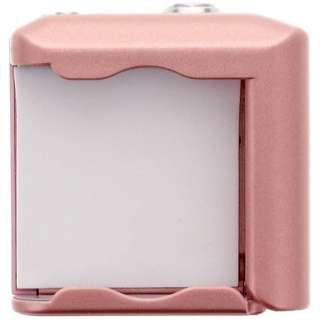 スマートフォン用[5.5インチまで] Selfie Grip ローズゴールド LEPLUS LP-SMWSRGD