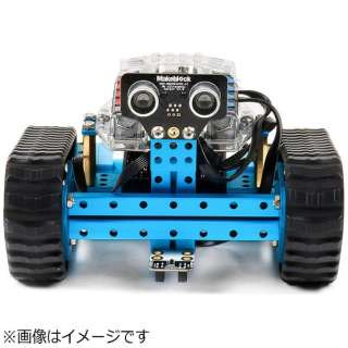 mBot Ranger Robot Kit(Bluetooth Version) [99096]〔ロボットキット: iOS/Android対応〕【STEM教育】