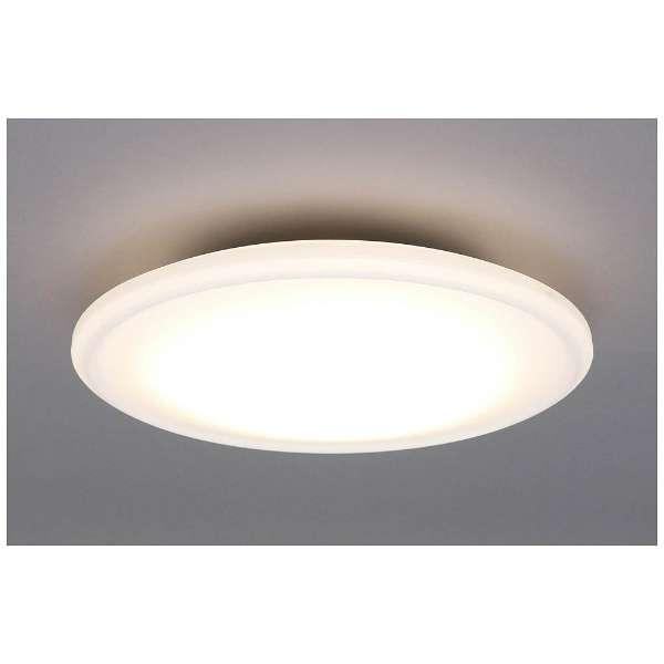 CL8DL-FEIII LEDシーリングライト ECOHiLUX(エコハイルクス) ホワイト [8畳 /昼光色~電球色 /リモコン付き]