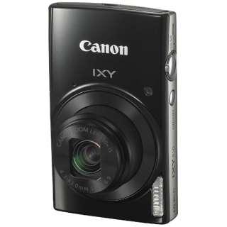 IXY210 コンパクトデジタルカメラ IXY(イクシー) ブラック
