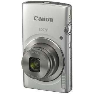 IXY200 コンパクトデジタルカメラ IXY(イクシー) シルバー