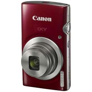 IXY200 コンパクトデジタルカメラ IXY(イクシー) レッド