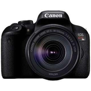 EOS Kiss X9i デジタル一眼レフカメラ EF-S18-135 IS USM レンズキット [ズームレンズ]