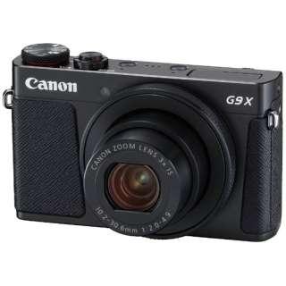 PSG9XMARKII コンパクトデジタルカメラ PowerShot(パワーショット) ブラック