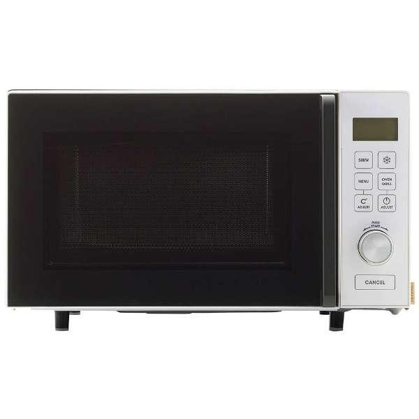 オーブンレンジ microwave oven AT-DR12(W) ホワイト [15L /50Hz/60Hz]