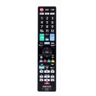 純正テレビ用リモコン RC001