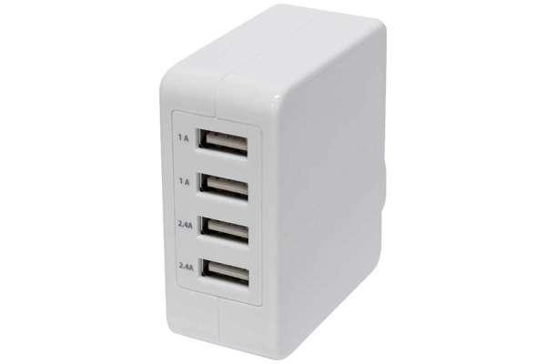 USB充電器のおすすめ11選 オウルテック OWL-ACU4F51