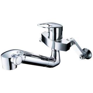 浄水器兼用混合水栓 「GGシリーズ」(壁付き) TKGG37E