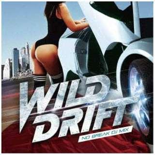 DJ KAZ(MIX)/WILD DRIFT -NO BREAK DJ MIX- mixed by DJ KAZ 【CD】