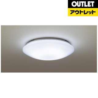 【アウトレット品】 LEDシーリングライト [8畳 /昼光色~電球色 /リモコン付き] LSEB1069 【外装不良品】