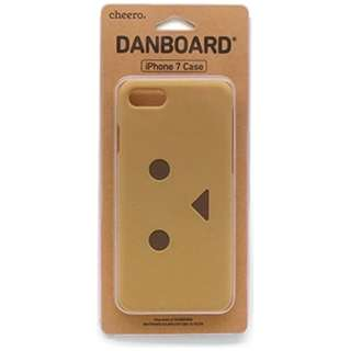 iPhone 7用 Danboard Case ライトブラウン CHE-801-BR