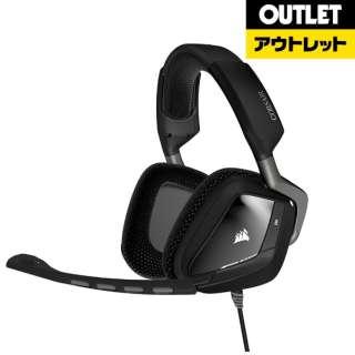 【アウトレット品】 CA-9011130-AP ゲーミングヘッドセット VOID RGB ブラック [USB /両耳 /ヘッドバンドタイプ] 【生産完了品】
