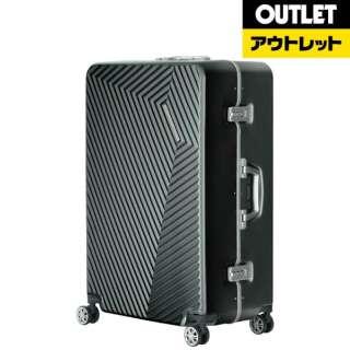 【アウトレット品】 スーツケース 90L PYRAMID(ピラミッド) ブラック 5602-71-BK [TSAロック搭載] 【数量限定品】