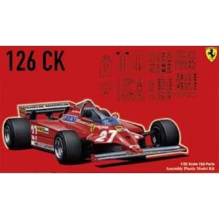 【再販】1/20 グランプリシリーズNo.4 フェラーリ 126CK 1981
