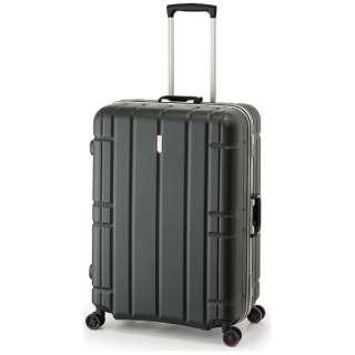 スーツケース ハードキャリー 100L ALI Max G(アリマックスジー) マットブラック MF-5017 [TSAロック搭載]