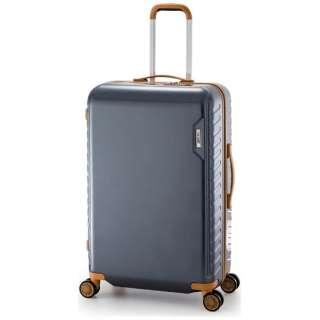 スーツケース ハードキャリー 71L MAXSMART(マックススマート) ガンメタ MS-202-28 [TSAロック搭載]