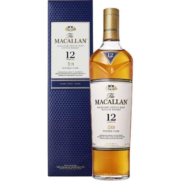 [正規品] ザ・マッカラン ダブルカスク12年 700ml【ウイスキー】