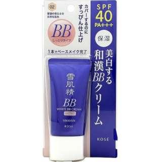 【店舗のみの販売】雪肌精 (せっきせい) ホワイト BBクリーム モイスト(30g)002[BBクリーム]